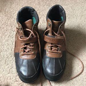 Men Ralph Lauren Polo Boots